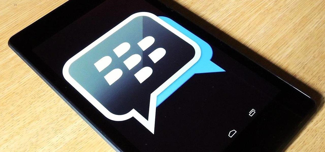 gran actualizacion blackberry messenger