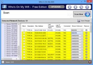 detectar intrusos en la red wifi who is on my wi fi