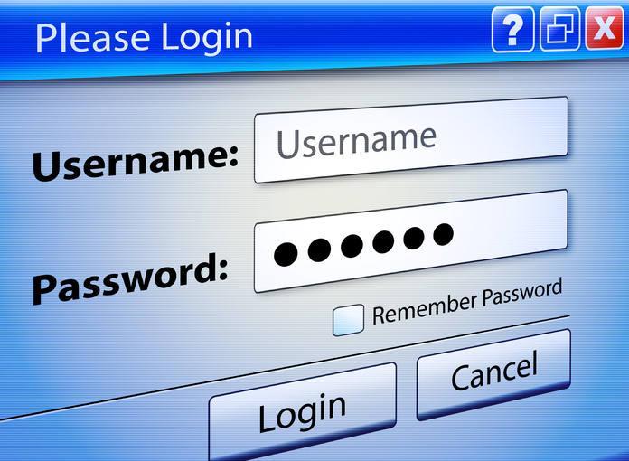 no ser estafados en internet - contraseñas seguras
