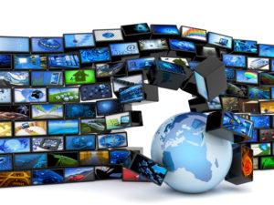 velocidad de subida y bajada tv streaming