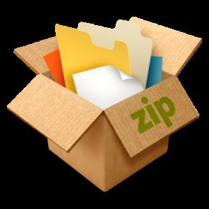 compresion zip