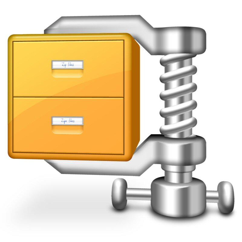 compresión zip de archivos