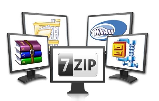 programas compresión zip