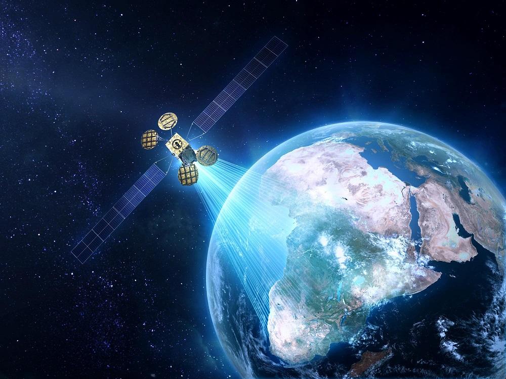 Conectarse a Internet vía satélite