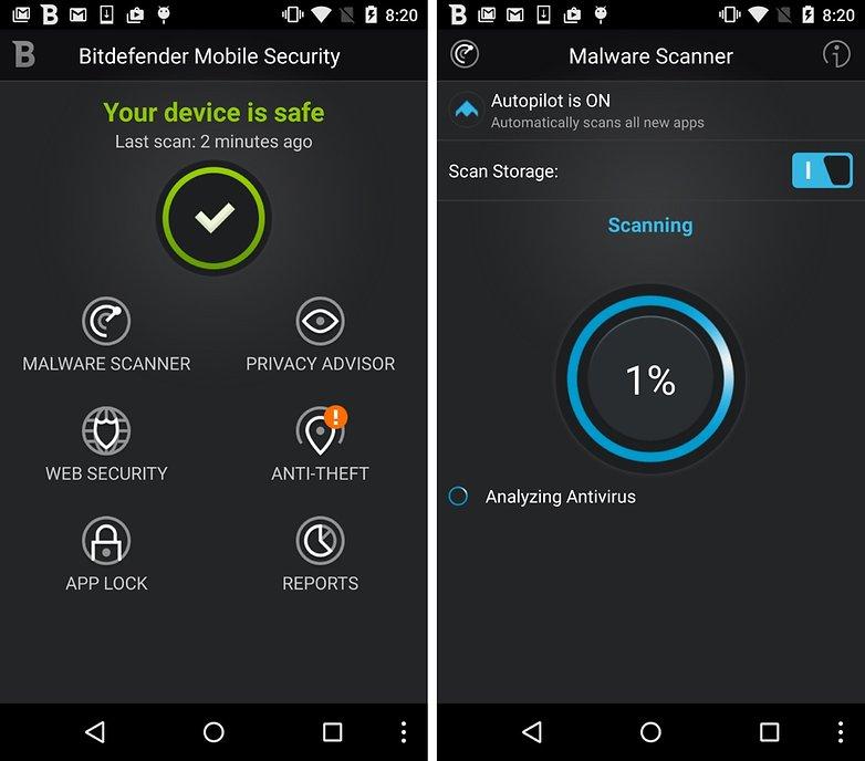 antivirus para smartphones android 3