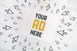 anuncios falsos online