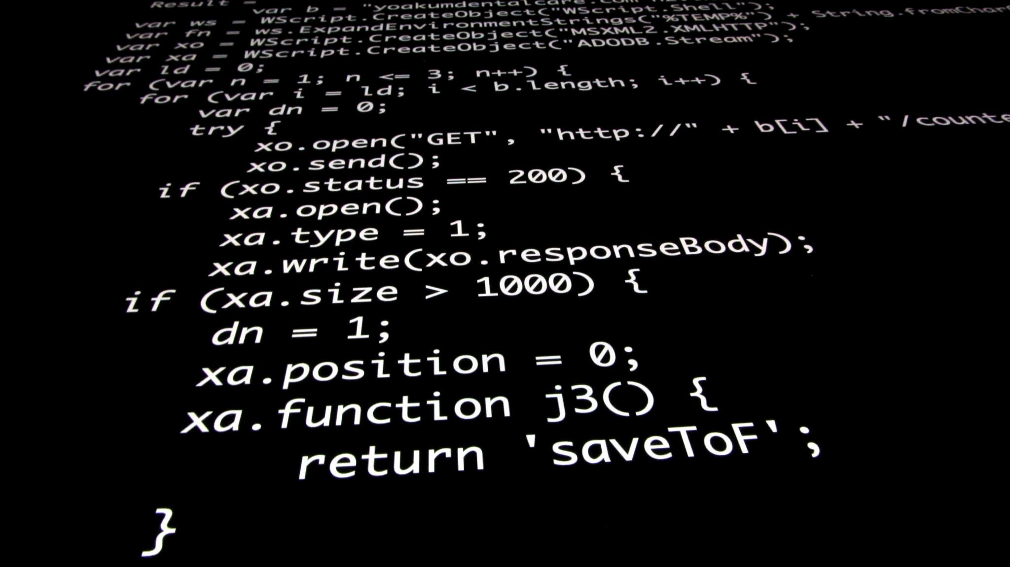 codigo javascript