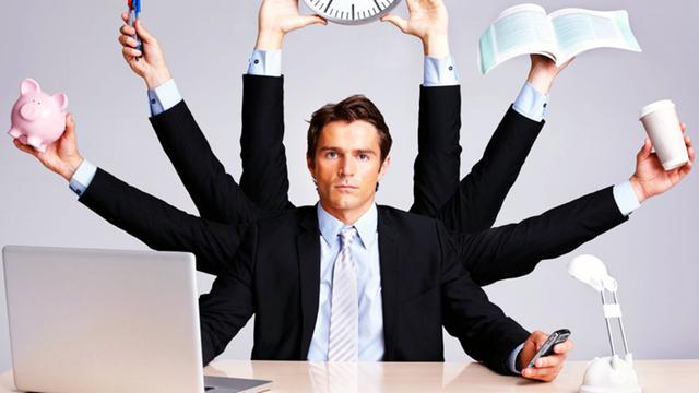 productividad en el trabajo