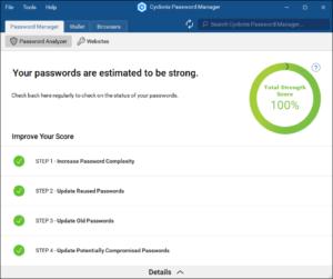 3 windows password analyzer