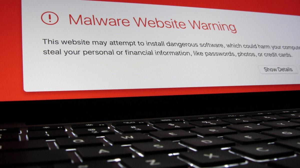 malware web