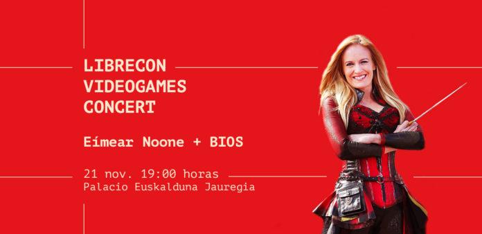 librecon videogames