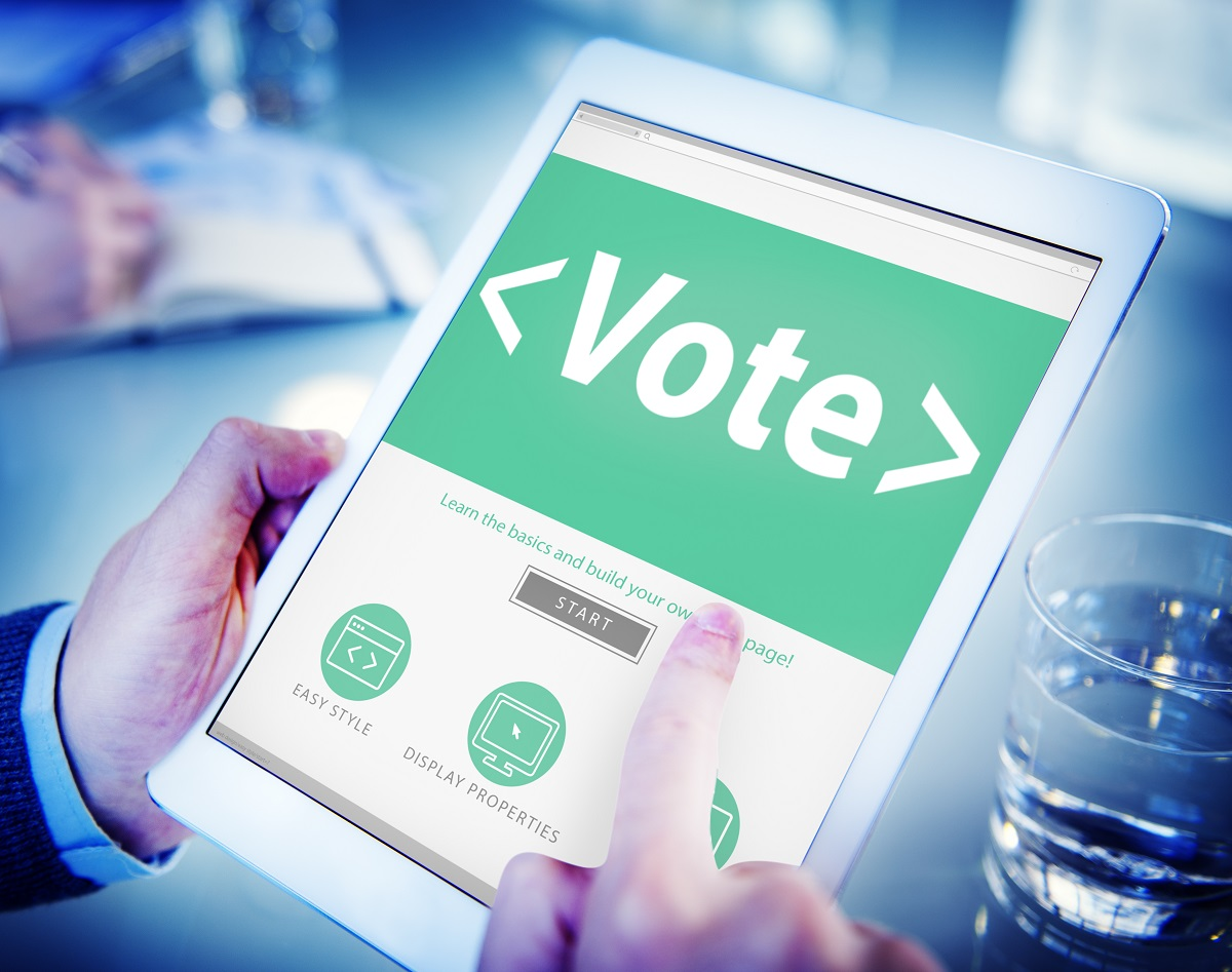voto online
