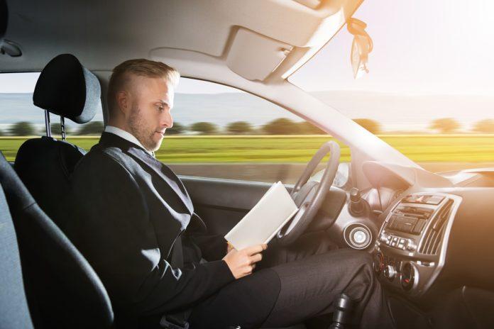 coche autonomo lg