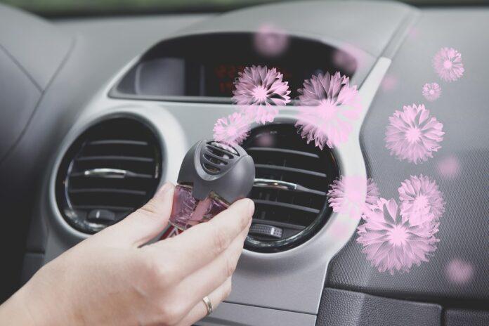 ambientador coche