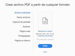 convertir odt a pdf adobe acrobat 1