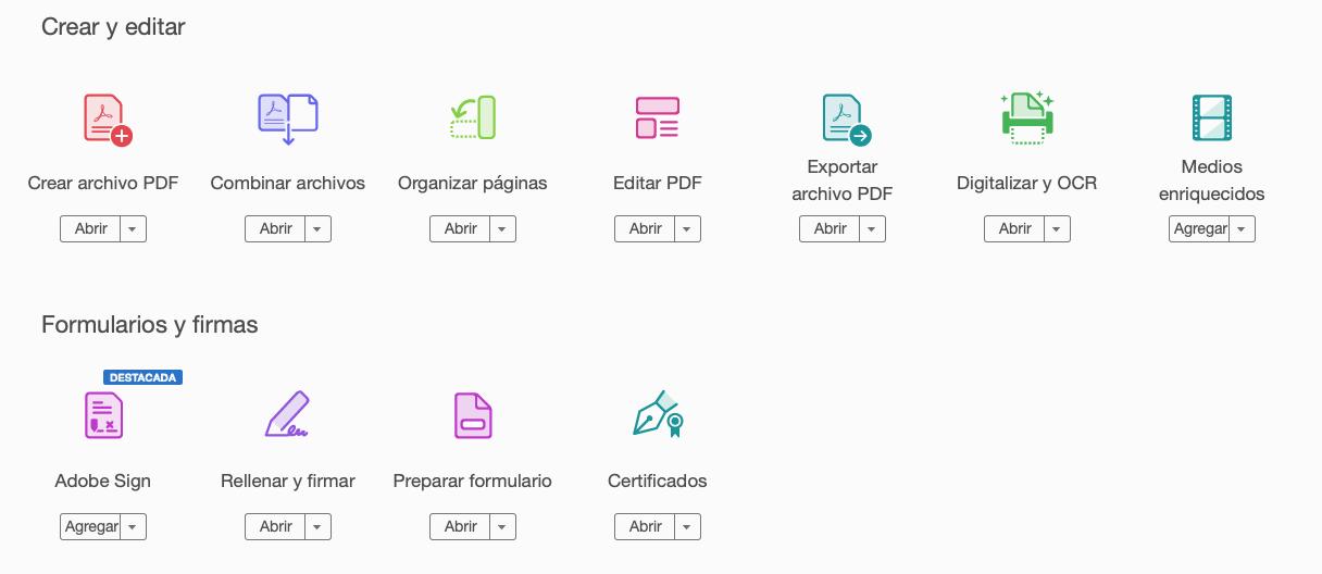 convertir odt a pdf adobe acrobat 2